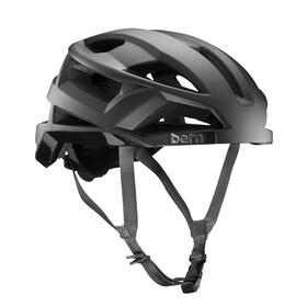 Bern FL-1 Helm matt-schwarz